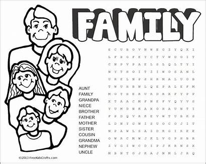 Word Printable Puzzles Story Activity Brownie Activities