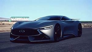 Infiniti, Vision, Gt, Supercar, Concept, Specs, Engine