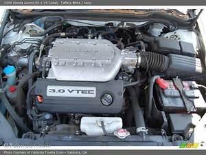 2006 Accord Ex-l V6 Sedan Engine