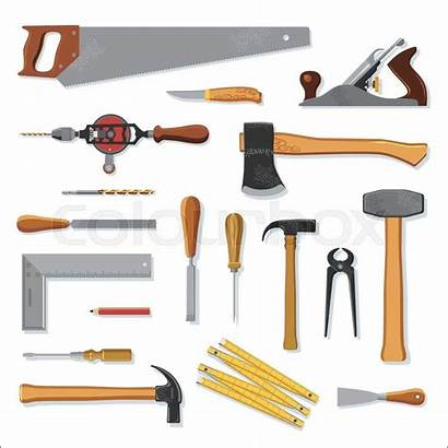 Carpenter Tools Herramientas Carpintero Charpentier Tool Outils