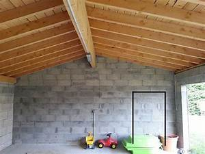 ouverture mur parpaing photo 25 messages With garage bois ou parpaing