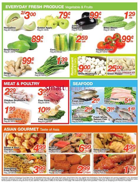 premium cuisine al premium food mart flyer may 1 to 7