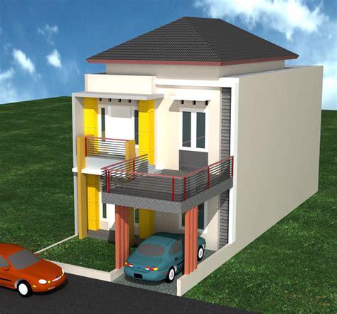 desain rumah modern minimalis type  rumah minimalis