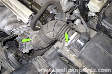 volvo  throttle housing replacement