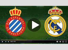 【HOJE】 Assistir Espanyol x Real Madrid ao vivo hoje Tudo TV