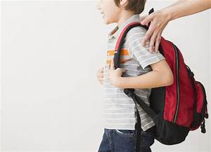 It Is A Health Risk For Your Kids With Gigantic Backpack ...