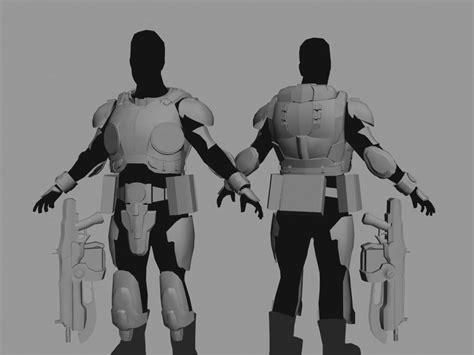 Brotherhood Of Steel Cog Soldiers At Fallout3 Nexus