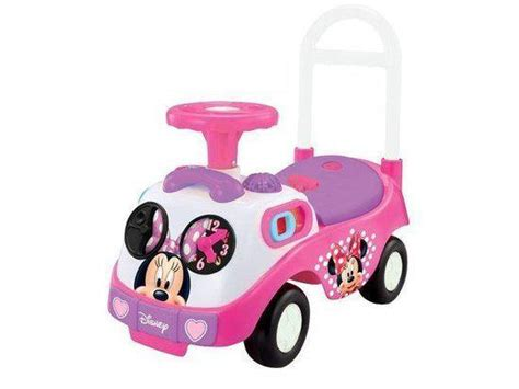 Minnie Mouse My First Loopwagen