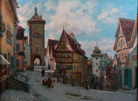 rothenburg ob der tauber picturesque