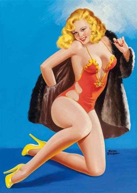 History Of The Pin Up Girl From S Arts Beat