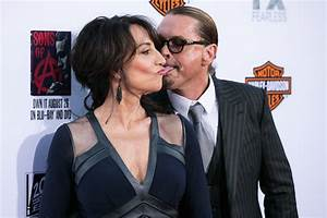 Dlisted | Katey Sagal and Hubby Kurt Sutter Gets Flirty at ...