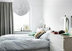 Décoration Chambre Scandinave : une d co de chambre scandinave ~ Melissatoandfro.com Idées de Décoration