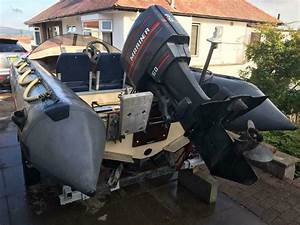 Mariner    Mercury 60hp 2 Stroke Outboard Boat Engine