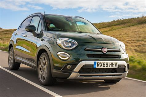 Fiat 500 X Review by Fiat 500x Review Automotive