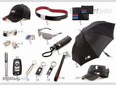 M Collection — Accessories 201112 BMW Accessories Catalog