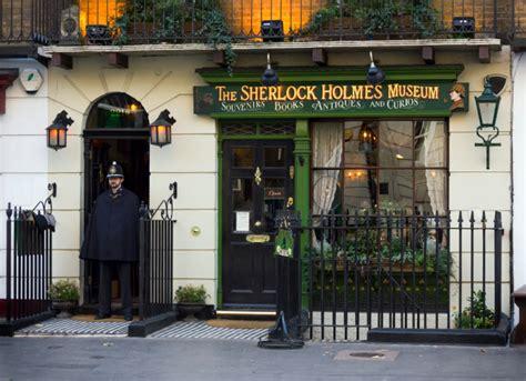 sherlock holmes museum baker london street england victorian 221b famous visit detective literary address lovers dreamstime sights must fodors travel