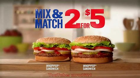usa cuisine fast food commercials usa