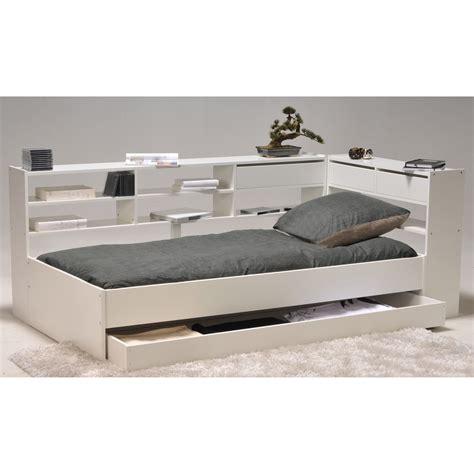 cuisine sans element haut lit combiné 90x190cm étagères tiroir sommier à