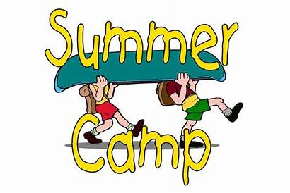 Summer Clip Clipart Fun Clipartion Camping Children