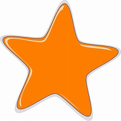 Clipart Star Shape Clip Pixabay Pointed Vector