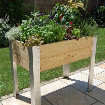 Idealloesung Fuer Den Barrierefreien Garten Das Unterfahrbare Hochbeet by Hochbeet 187 Beckmann Kg Produkte