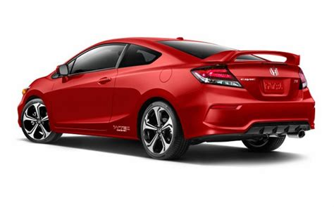 0 Price Increase For 2015 Honda Civic Si Coupe