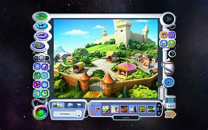 Pix Kid Deluxe 3d Mac 3x Screenshots