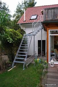 aussentreppe vom balkon in den garten bargten19 With französischer balkon mit treppen im garten