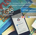 12+ FREE Real Estate Email Signature Templates in HTML ...