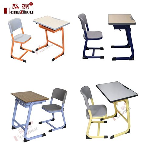 study table and chair for pakistan school used