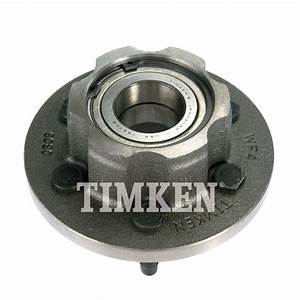 Wheel Bearing And Hub Assembly Front Timken Ha599528 Fits 97