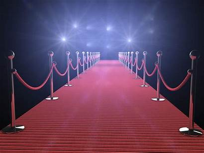 Awards Carpet Background Ceremony Poster Flashing Award