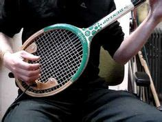 images  diy guitar research  pinterest tennis racket homemade instruments  guitar