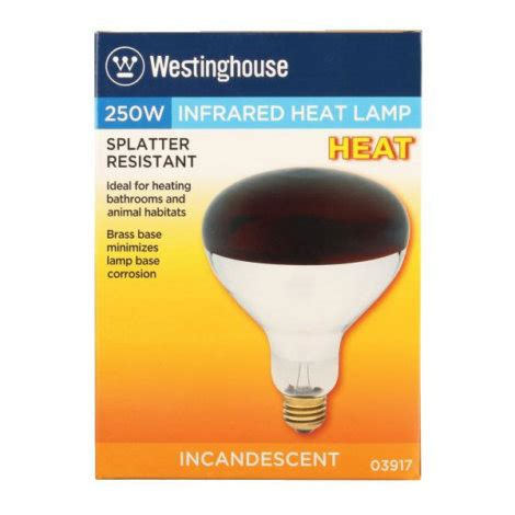 westinghouse red heat l bulb by westinghouse at mills