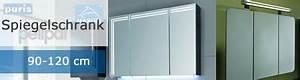 Spiegelschrank Bad 120 Cm : bad spiegelschrank 90 120 cm impulsbad ~ Bigdaddyawards.com Haus und Dekorationen