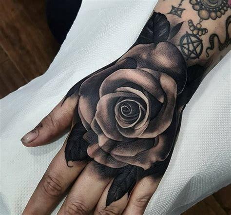 hand tattoo design  goostylescom