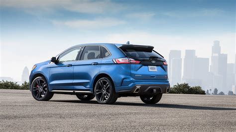 2019 Ford Edge St Wallpapers & Hd Images