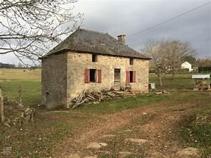 Renover Une Maison : jolie maison de campagne en pierre a renover corr ze ~ Nature-et-papiers.com Idées de Décoration