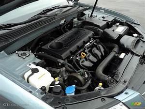 2009 Hyundai Sonata Gls 2 4 Liter Dohc 16v Vvt 4 Cylinder