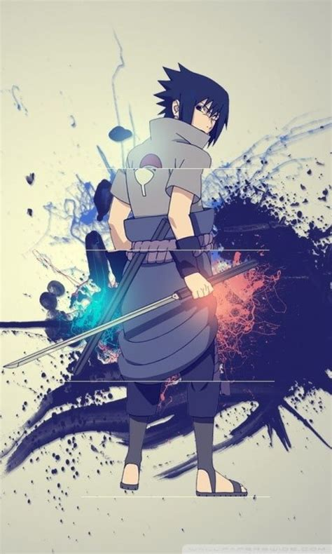 sasuke uchiha hd desktop wallpaper widescreen high