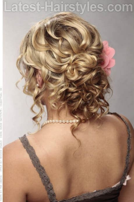 Updo Hairstyles For Hair by Updos For Thick Wavy Hair