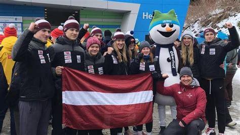 Latvijas stafetes komanda izcīna sudrabu junioru pasaules ...