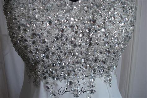 robe de mariée bustier strass robe de mariee boheme chic bustier strass mariage