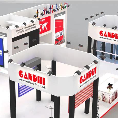 exhibition stall design agency  gujarat mumbai
