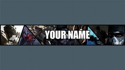 Banner Gaming Backgrounds Maker Template Cool Channel