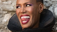 Grace Jones biography reveals insights on 'A View To A ...
