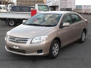 2008 Toyota Corolla Axio