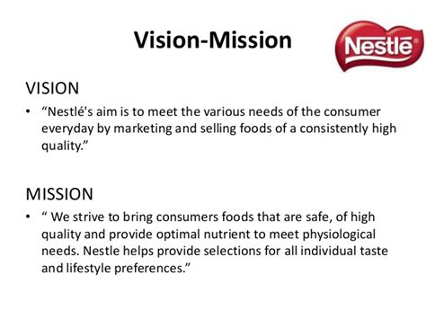 Personal mission statement values