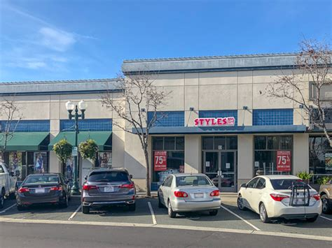 styles for less closes in downtown pleasant hill shopping