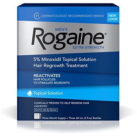 Amazon.com : Men's Rogaine Hair Loss & Hair Thinning